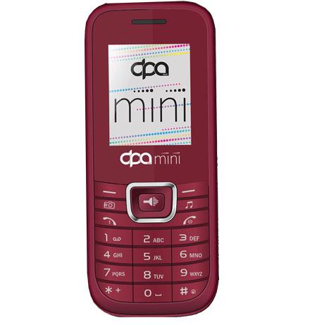 DPA Mini Rojo